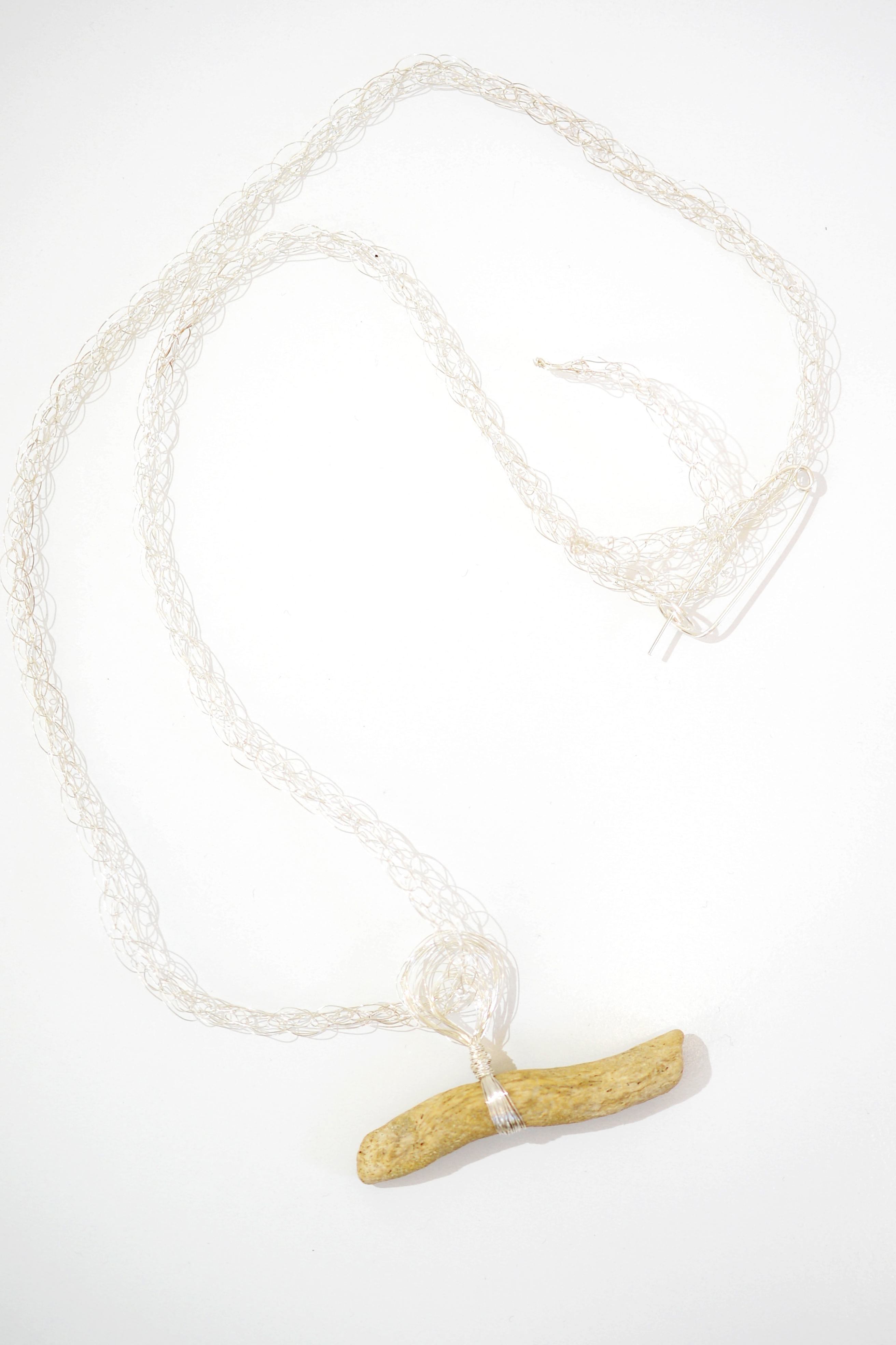 Found Object Necklace 2