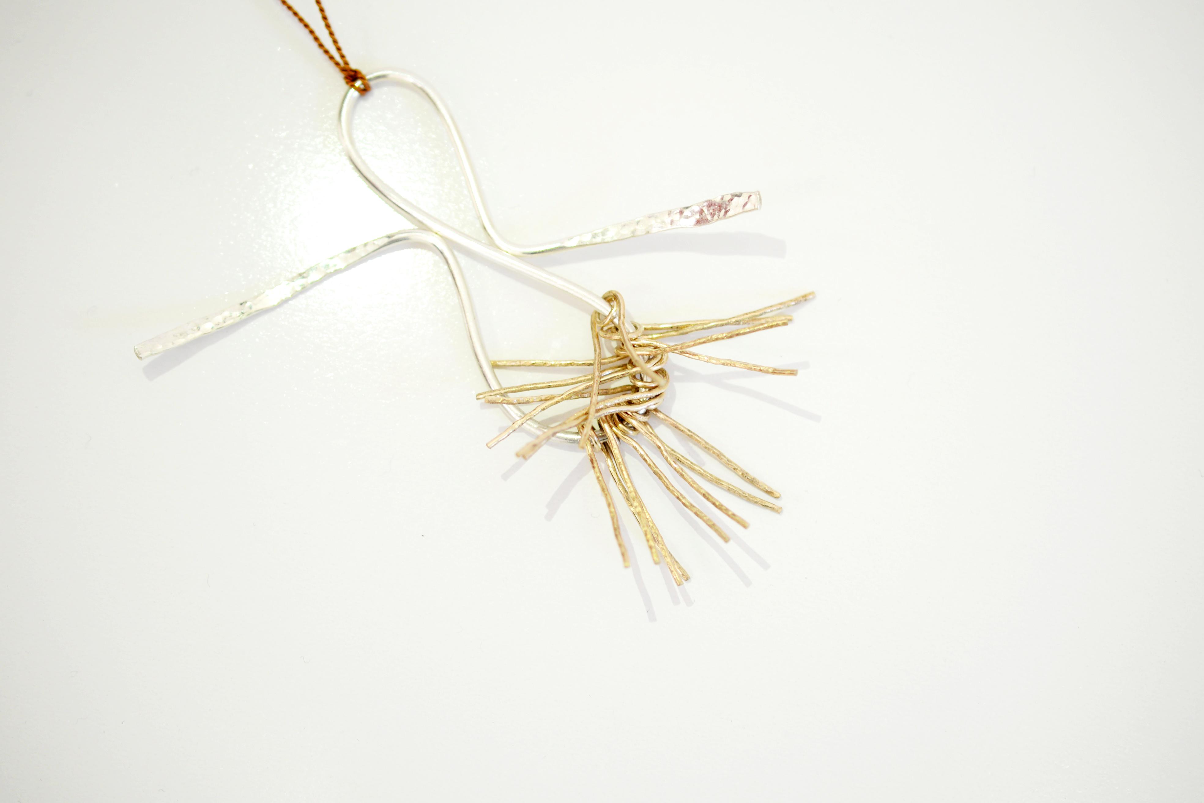 Broken Infinity Necklace 2