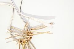 Broken Infinity Necklace