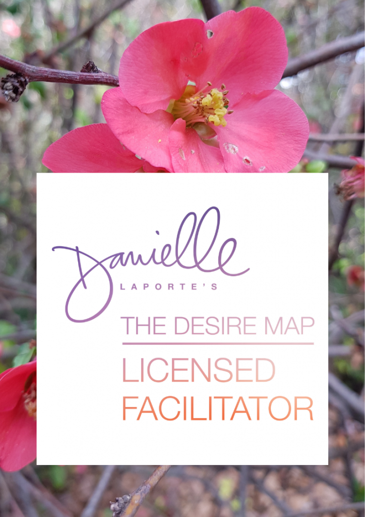 Desire Map Facilitator-Choose How You Want To Feel!