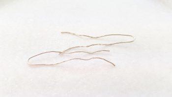 Naomi Eleftheriou Sterling Silver Earrings
