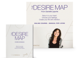 The Desire Map Course (One Commune) by Danielle LaPorte