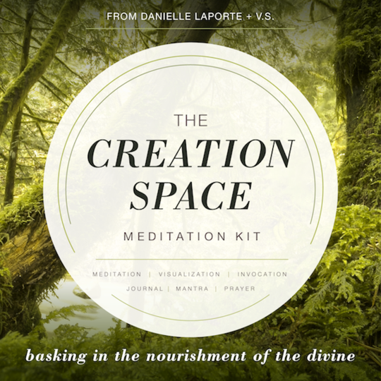 The Creation Space Meditation