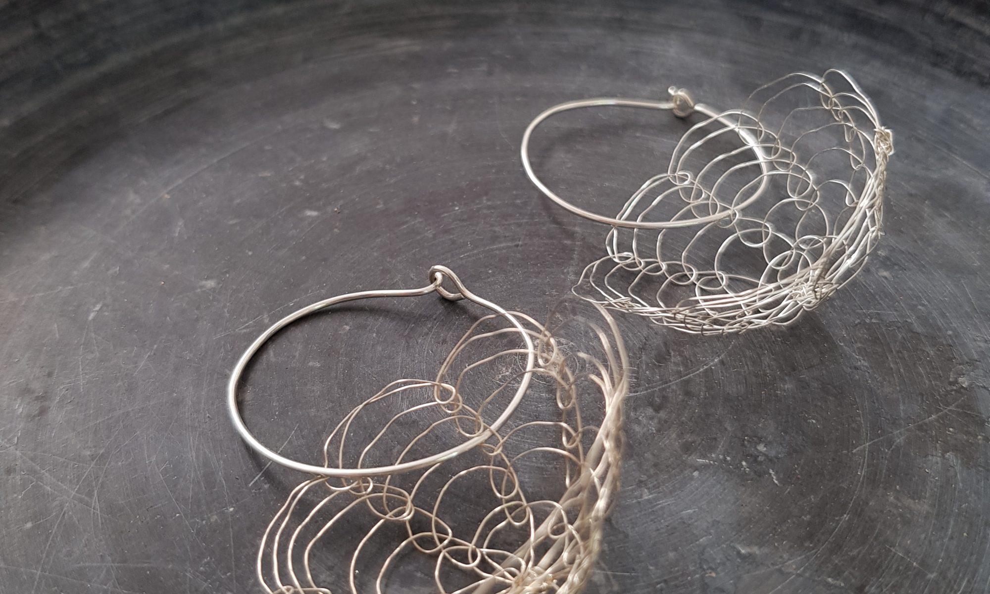 Flourish Hoops (Small)
